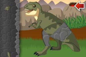 Screenshot of Dino World - Puzzle & Trivia
