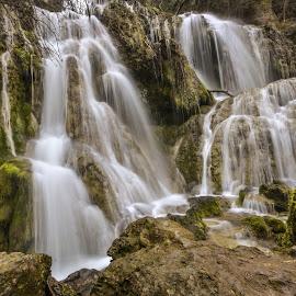 Krushuna Falls  by Julian Popov - Landscapes Waterscapes ( water drops, waterfalls, waterscape, waterfall, landscape )