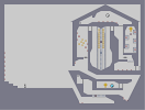 Thumbnail of the map 'Castlevania 4 Level 12: Belacroitis' Mansion'