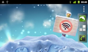Screenshot of Ram Planet: Winter Free LWP