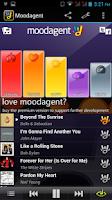Screenshot of Moodagent Free