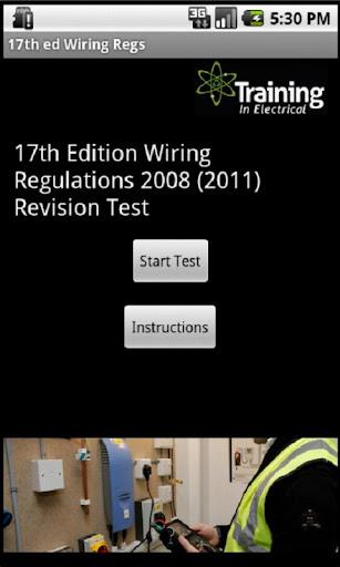 17th ed Wiring Regs 2008 2011