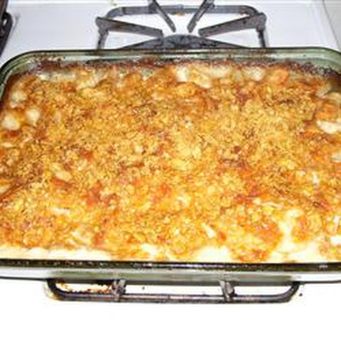 Scrumptious Beef and Potato Casserole