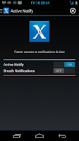 Screenshot of Active Notify