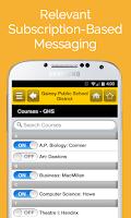 Screenshot of SchoolWay(formerly schConnect)