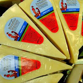 Mmmm I love cheese by Liz Hahn - Food & Drink Meats & Cheeses