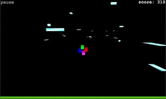 Screenshot of Prism Break Demo