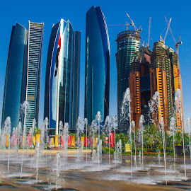 Beautiful Buildings  by J Delos Santos - Buildings & Architecture Office Buildings & Hotels ( Urban, City, Lifestyle,  )