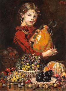 RIJKS: Martin Monnickendam: painting 1914
