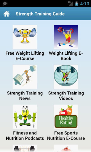 Strength Training Guide