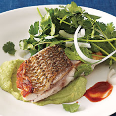 grilled teriyaki striped bass soy vay striped bass and soy vay veri ...