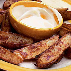 Spiced Potato Wedges