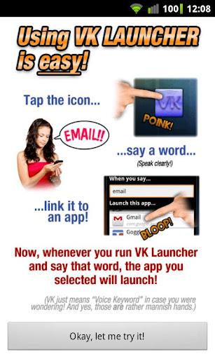 VK Launcher