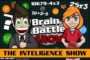Screenshot of Brain Battle IQ Show Deluxe