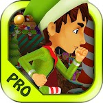 Christmas Elf Run Game PRO APK Image