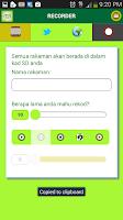 Screenshot of Era FM Malaysia