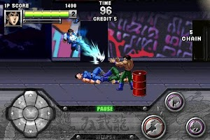 Screenshot of Double Dragon