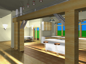 James's House Project Designed in ArchiCAD