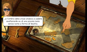 Screenshot of Broken Sword 2: Italiano