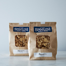 Sfoglini Organic Reginetti, Made in Brooklyn