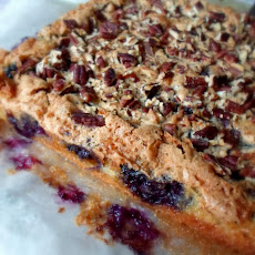Blueberry & Pecan Bars