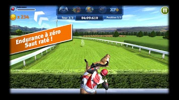 Screenshot of SPEEDY HORSE