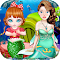 Mermaid Newborn Baby 12.1 Apk