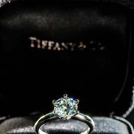 Tiffany by Vincent Sin - Wedding Details ( ring, vs1010, macau, tiffany, v's )