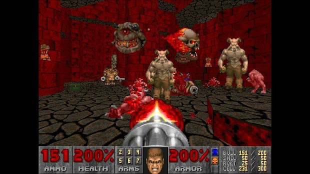 DOOM is 20 years old today