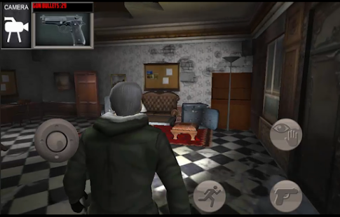 UNDEAD RESIDENCE : terror game apk screenshot