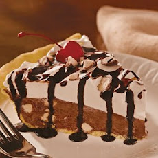 Malt Shoppe Chocolate Mousse Pie
