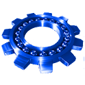 Blue Bionic for CM7 (Donate) icon