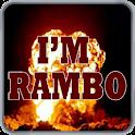 I'm Rambo icon