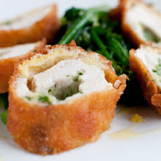Chicken Kiev With Tenderstem Broccoli