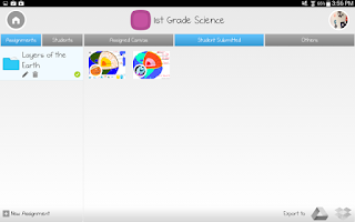 Screenshot of Drawp For School
