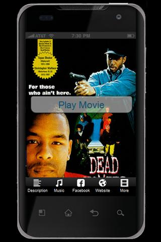 Dead Homiez Movie