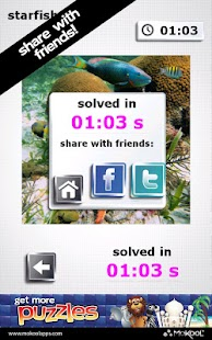 Under the Sea Puzzles Pro - screenshot