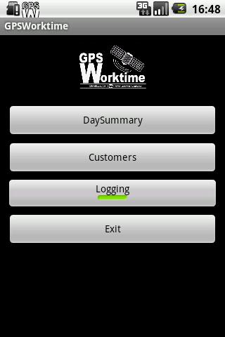 GPS Worktime