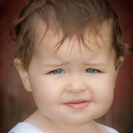 Happy Child by Don Thurheimer - Babies & Children Child Portraits ( child, happy, photo, posed, portrait,  )