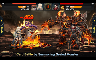 Screenshot of OberonSaga