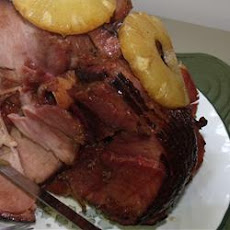 Holiday Honey Ham Glaze