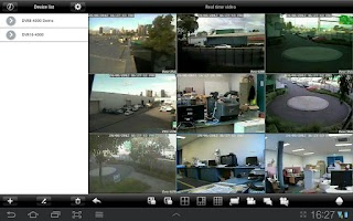 Screenshot of SwannView Pro HD