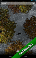 Screenshot of Falling Leaves Free Wallpaper