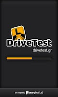 Screenshot of Drivetest