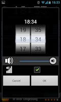 Screenshot of Radio Alarm Clock AtomaRadio