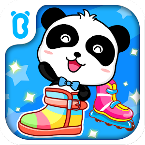 My Shoes - Baby Panda