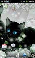 Screenshot of Happy Clover LiveWallpapr_Free