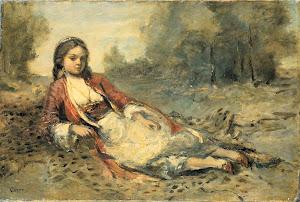 RIJKS: Camille Corot: painting 1873