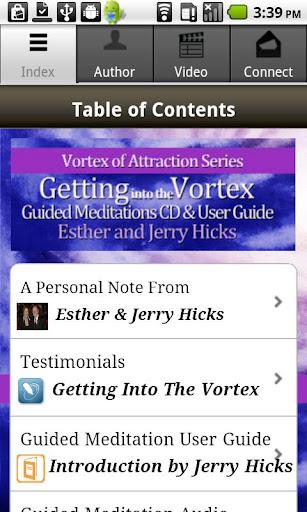 Abraham-Hicks Meditations 1