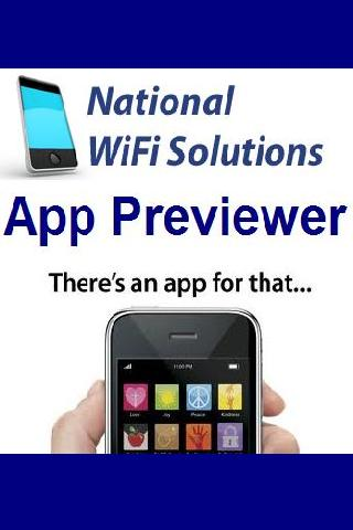 NWS - App Previewer